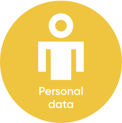 Personal data